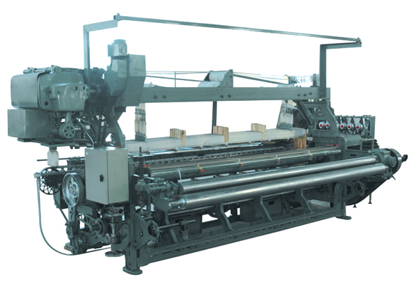 YouCheng 600SK scarf rapier loom